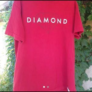 Diamond supply co shirt